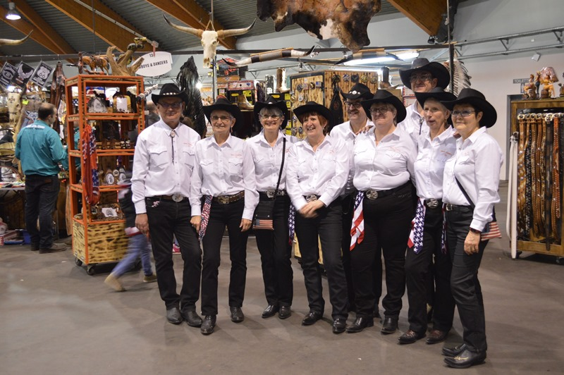 Photos bals a spay spaycountry - Salon country western ...